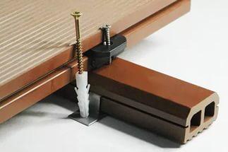 Монтаж террасной доски под ключ