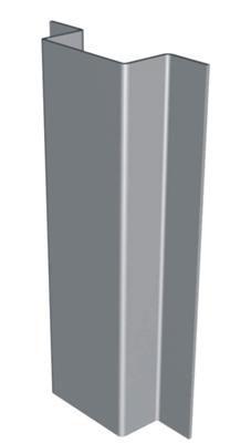 П-образный вертикальный профиль